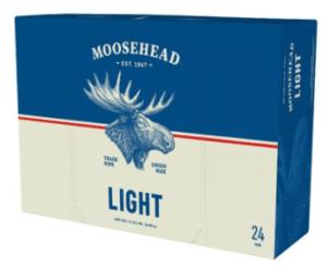A product image for Moosehead Moosehead Light 24pk