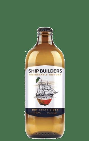 Shipbuilders Dry Cider Bottle 500ml