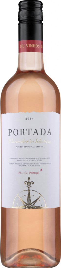 This is an image of Portada Winemaker's Rosé