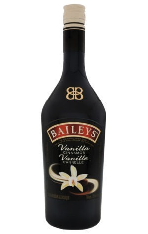 A product image for Bailey's Vanilla Cinnamon Cream