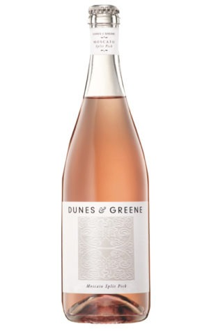 This is an image of Dunes & Greene Split Pick Moscato