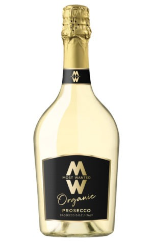 This is an image of Most Wanted Organic Prosecco