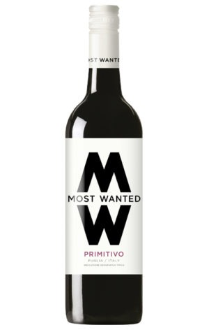 This is an image of Most Wanted Primitivo