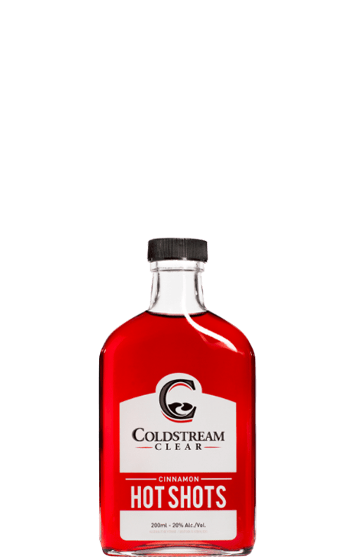 Coldstream Hot Shots 200ml