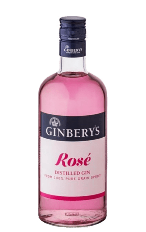 Ginberry's Rose Gin 700ml
