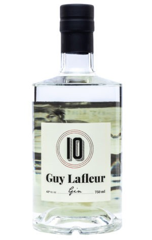 This is an image of Guy Lafleur Gin
