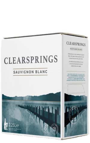 Clearsprings Sauvignon Blanc 2250ml