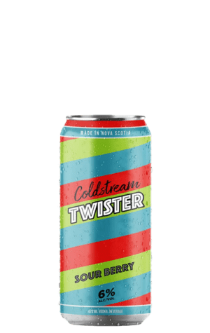 Coldstream Twister Sour Berry Can 473ml