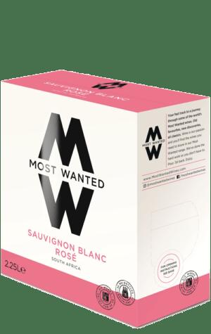 Most Wanted Sauvignon Blanc Rose 2250ml