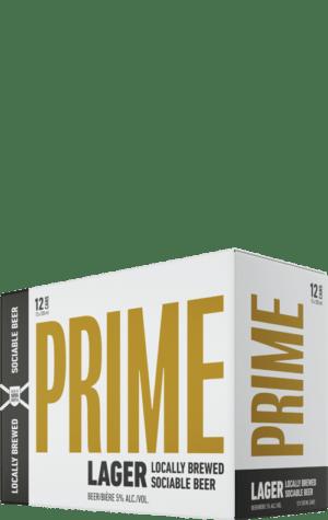Prime Lager 12x355ml