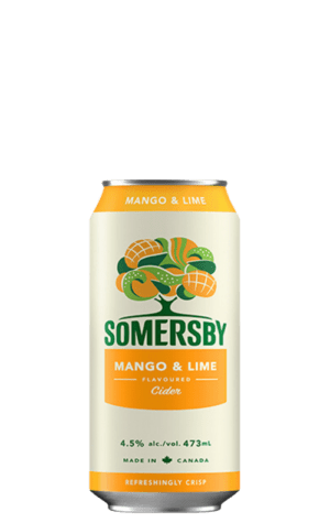 Somersby Mango Lime 473ml