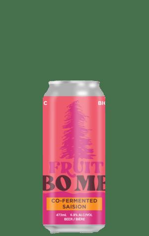 Big Spruce Fruit Bomb Saison Can 473ml