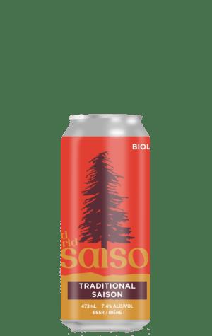 Big Spruce Old World Saison Can 473ml