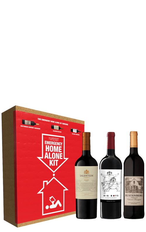 Harvest BBQ Red Wine 3pk