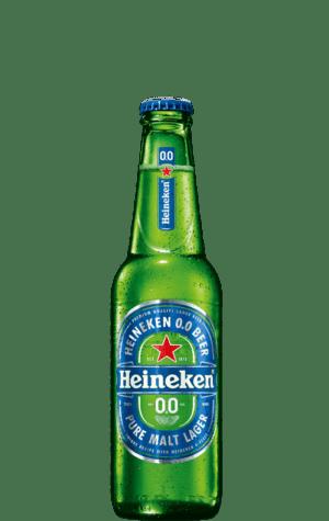 Heineken 0.0% Beer Bottle 355ml