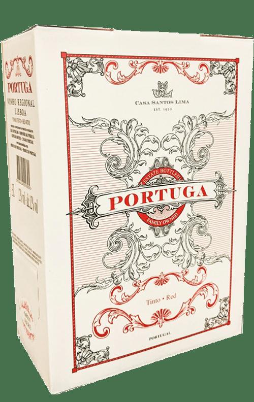 Portuga Red Box 3000ml