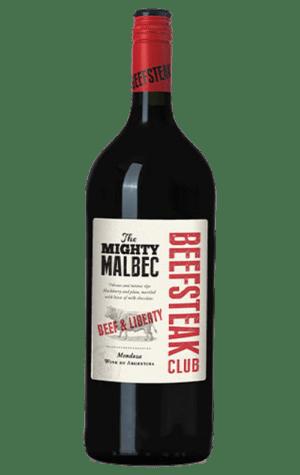Beefsteak Club The Mighty Malbec Magnum Bottle 1000ml