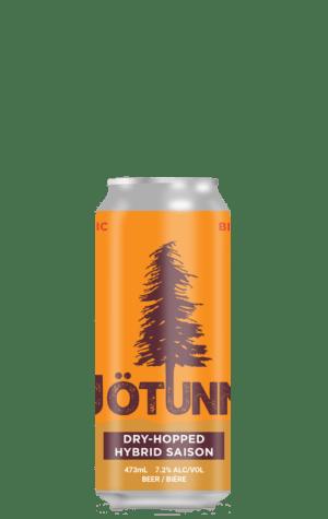 Big Spruce Jötunn Dry Hop Saison Can 473ml