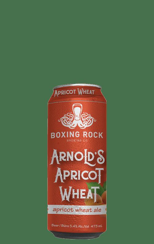 Boxing Rock Apricot 473ml