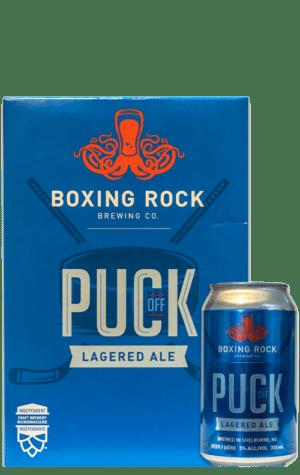 Boxing Rock Puck Off 12x355ml