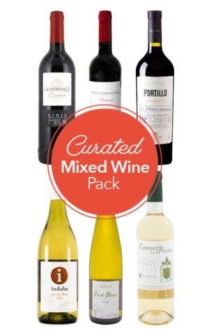 Harvest Magical Six Mix 6 Bottle Mixed