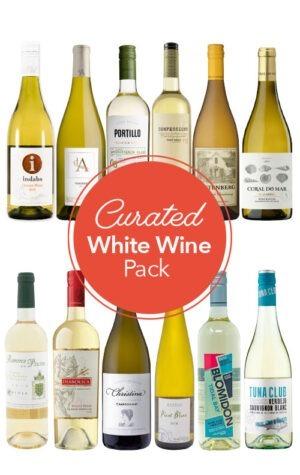 Harvest Worldly Whites Wine Case 12 Bottle White
