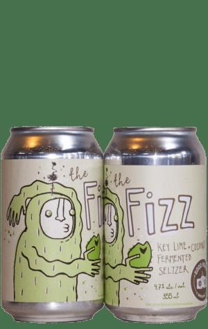 Good Robot Fizz Key Lime Can 355ml