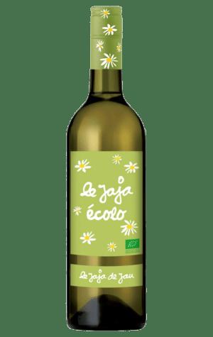 Jaja Ecolo IGP Organic Blanc Bottle 750ml