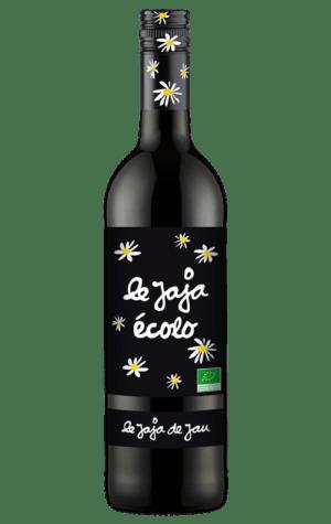 Jaja Ecolo IGP Organic Rouge Bottle 750ml