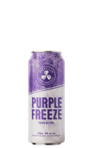 Propeller Craft Cocktails Purple Freeze 473ml