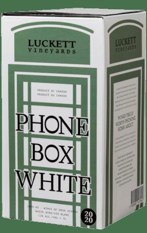 Luckett Phone Box White 3000ml