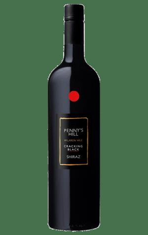 Penny's Hill Crackling Black Shiraz 750ml
