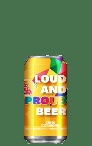 Saltbox Loud & Proud 355ml