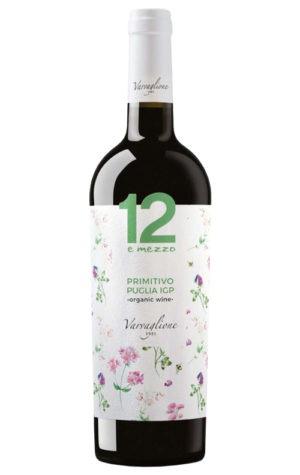 This is an image of 12e Mezzo Primitivo Organic