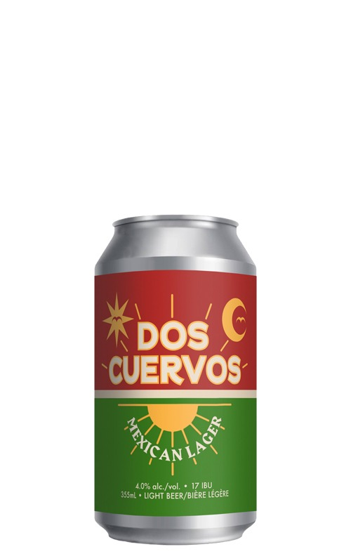 A product image for 2 Crows Dos Cuervos