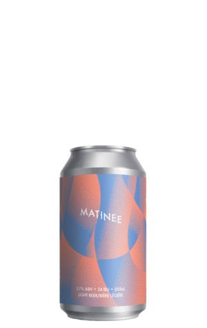 A product image for 2 Crows Matinee Hoppy Ale