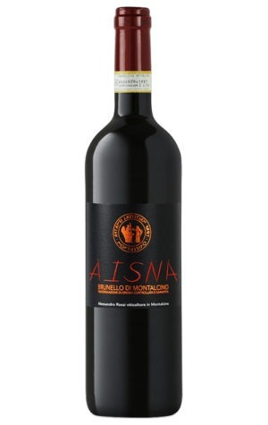 This is an image of Aisna Brunello Di Montalcino