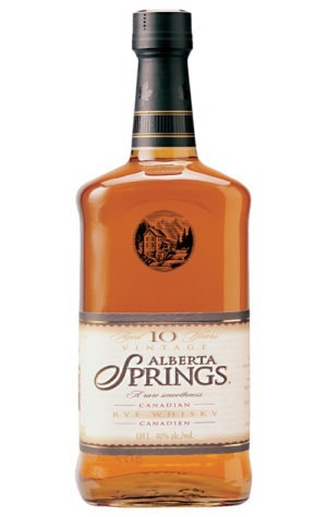 This is an image of Alberta Springs Whisky 1140ml