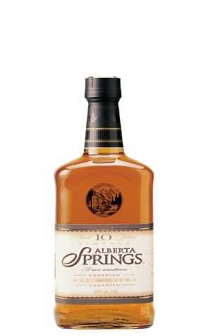 This is an image of Alberta Springs Whisky 375ml