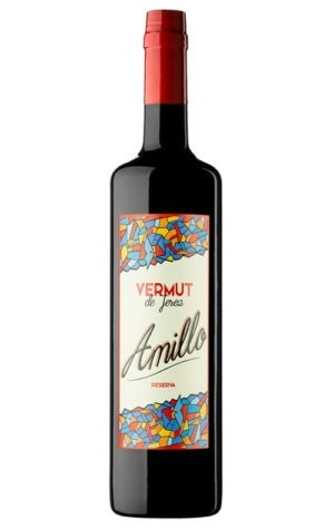 This is an image of Amillo Vermut Reserva