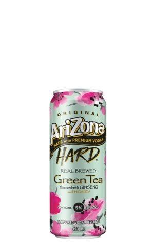 A product image for Arizona Hard Green Tea