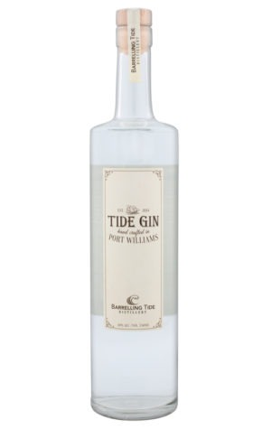 This is an image of Barrelling Tide Gin