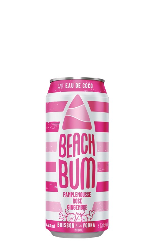 A product image for Beach Bum Grapefruit Ginger