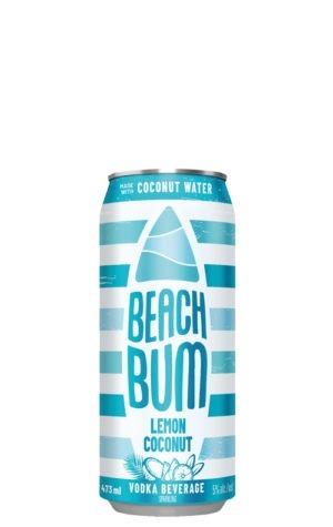 A product image for Beach Bum Lemon Coconut