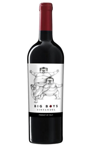 This is an image of Big Boys Zinfandel