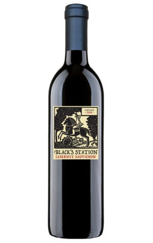 This is an image of Black Station Cabernet Sauvignon