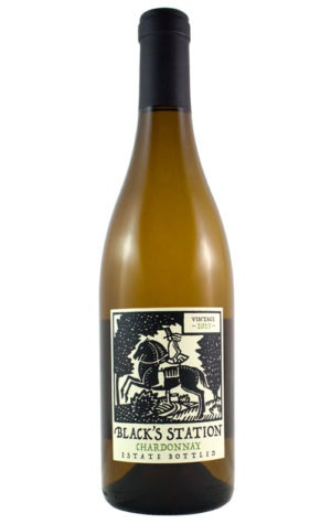 A product image for Black Station Chardonnay