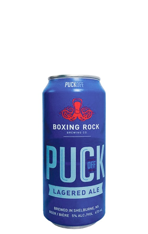 A product image for Boxing Rock Puck Off Can