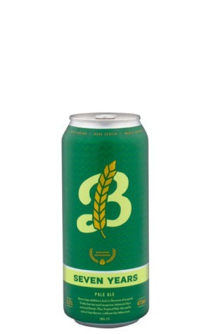 A product image for Breton 7 Years Pale 473ml
