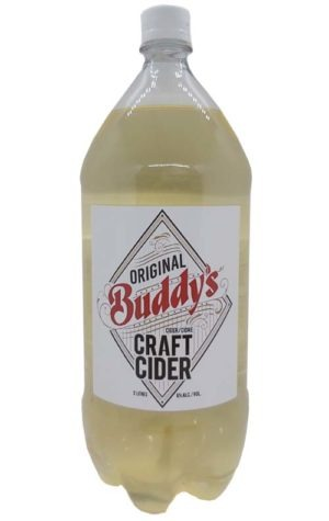 A product image for Buddy's Original Cider